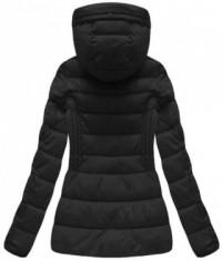 50be0248ca6d Dámska zimná bunda MODA032-30 čierna - Dámske oblečenie