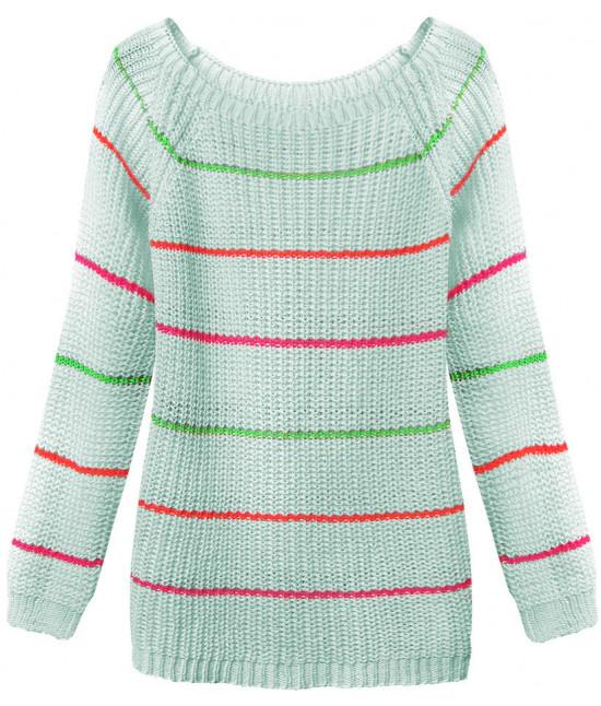 Dámsky sveter MODA275 mätový