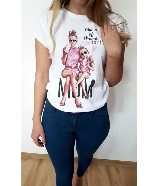 Dámske tričko MOM