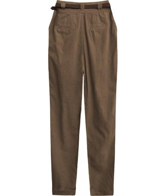 8e112363aa97 Dámske elegantné hohavice MODA218 svetlohnedé - Dámske oblečenie ...