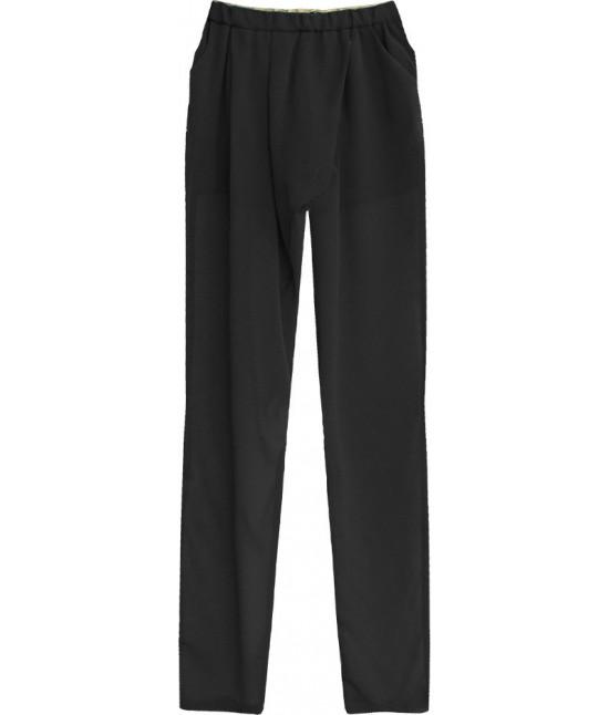 damske-letne-nohavice-moda151-cierne