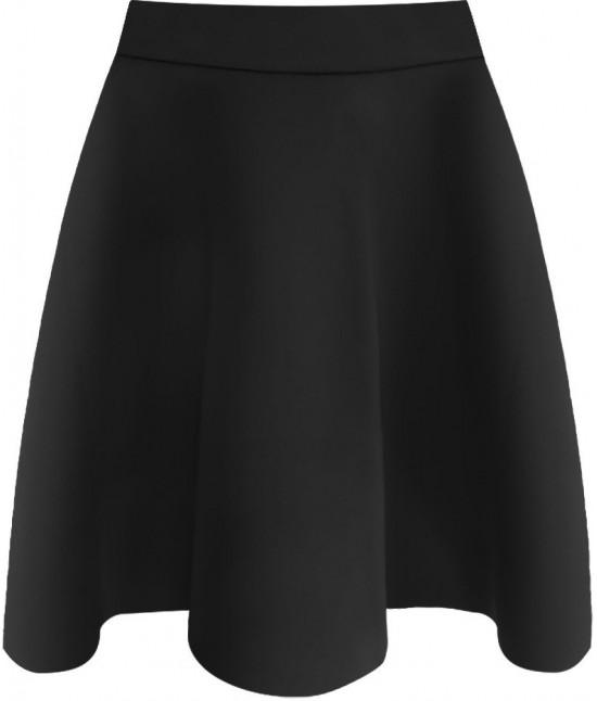 Dámska sukňa MODA151 čierna