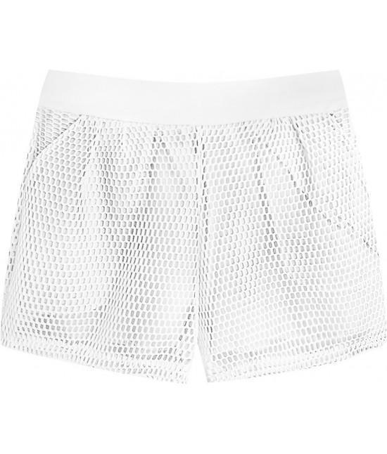 Dámske šortky MODA419 bele