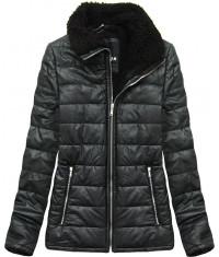 Dámska zimná bunda MODA009 čierna