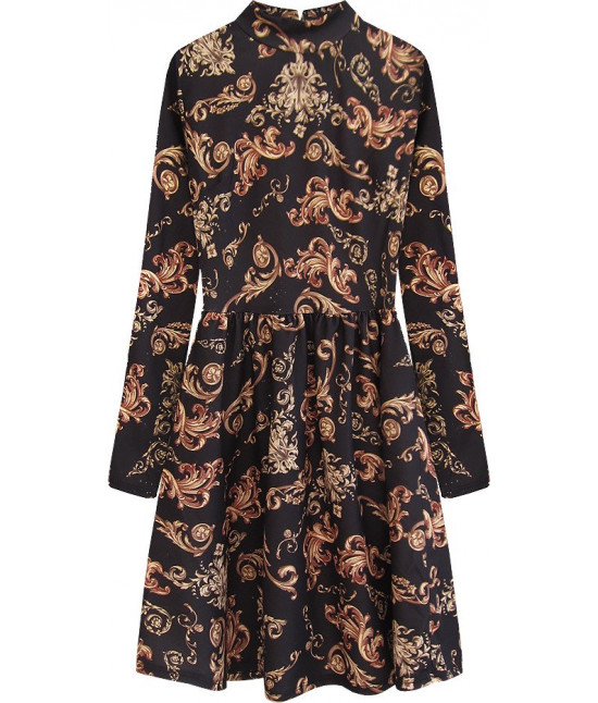 Dámske šaty MODA469 čierne