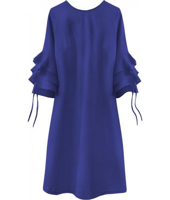 Dámske elegantné šaty MODA533 modré