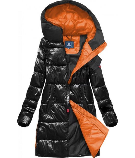 Dámska zimná bunda MODA003 čierna 1