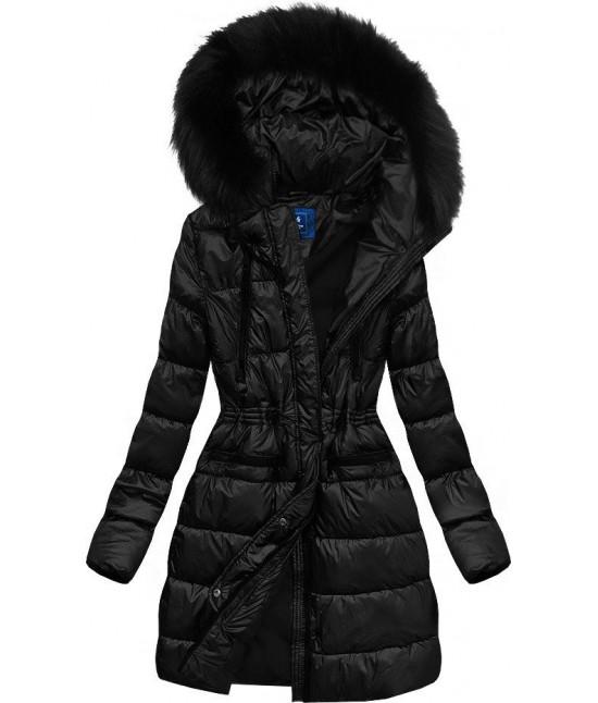 Dámska zimná bunda MODA005 čierna