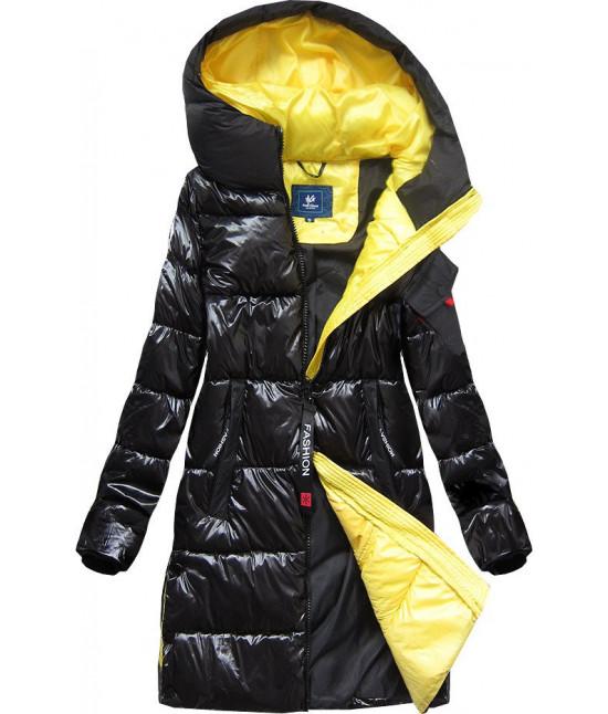 Dámska zimná bunda MODA003 čierna XL