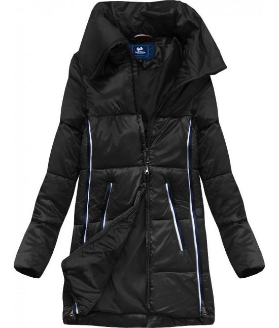 Dámska zimná bunda MODA001 čierna
