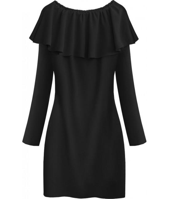 Dámska šaty MODA540 čierne