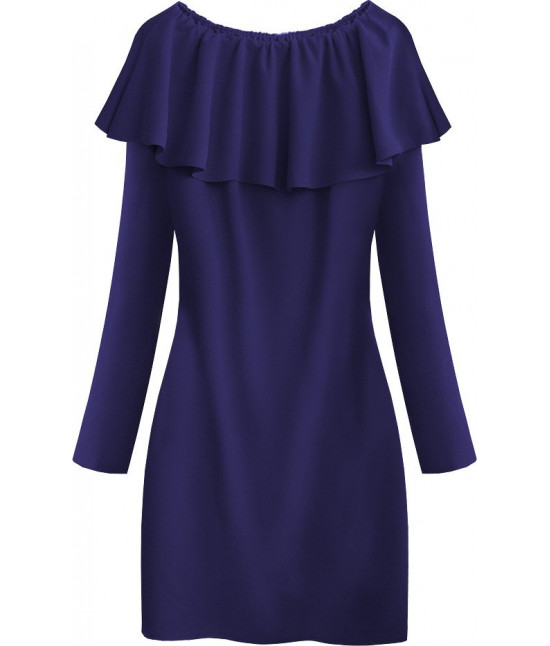 Dámska šaty MODA540 modré