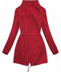 damska-obojstranna-jarna-bunda-moda306-cerveno-tmavomodra