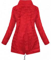 damska-obojstranna-jarna-bunda-moda306-tmavomodro-cervena