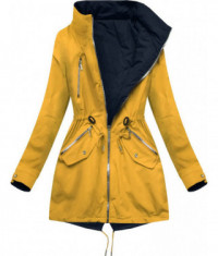 damska-obojstranna-jarna-bunda-moda306-zlto-tmavomodra
