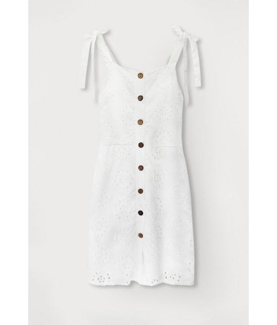 Dámske šaty na ramienka MODA583