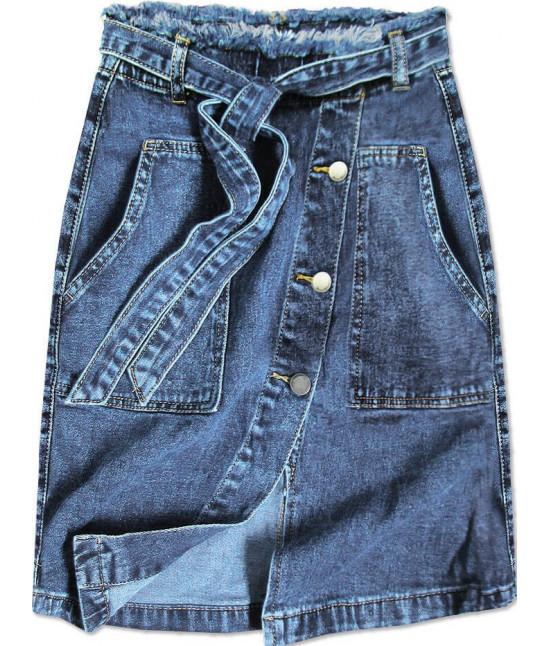 Dámska jeansová sukňa MODA339