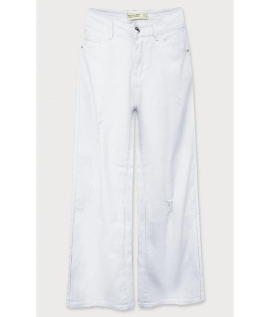 Dámske nohavice MODA102 biele