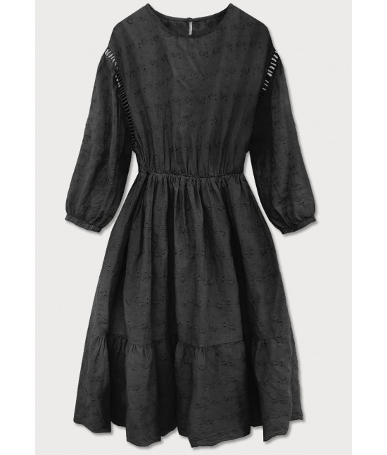 Dámske šaty MODA615 čierne