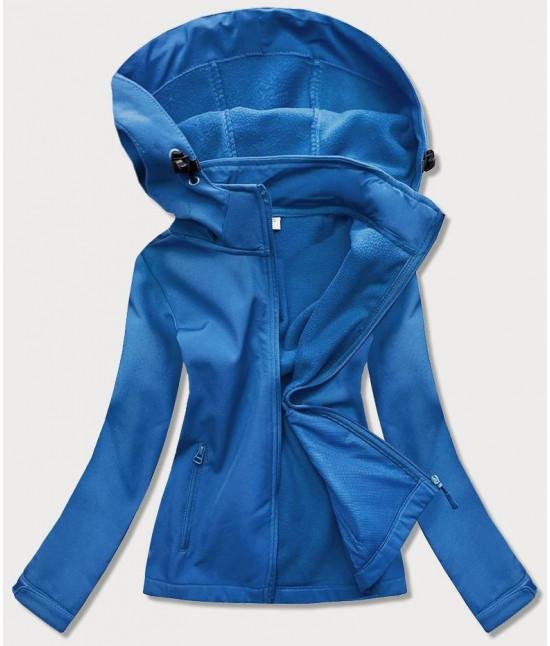 Dámska trekingová bunda  MODA018 svetlomodrá