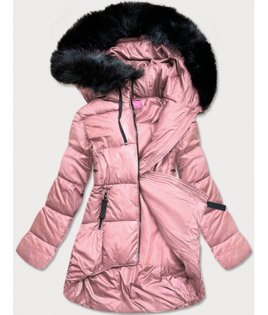 damska-asymetricka-zimna-bunda-moda8953-ruzva