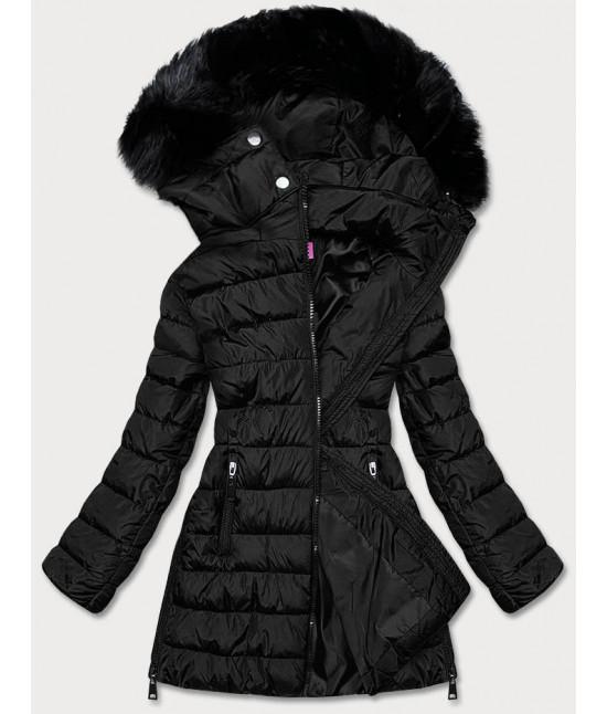 Dámska zimná bunda MODA975 čierna
